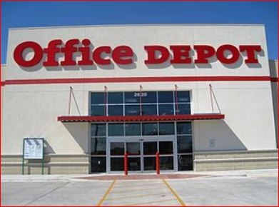 Office Depot Customer Survey