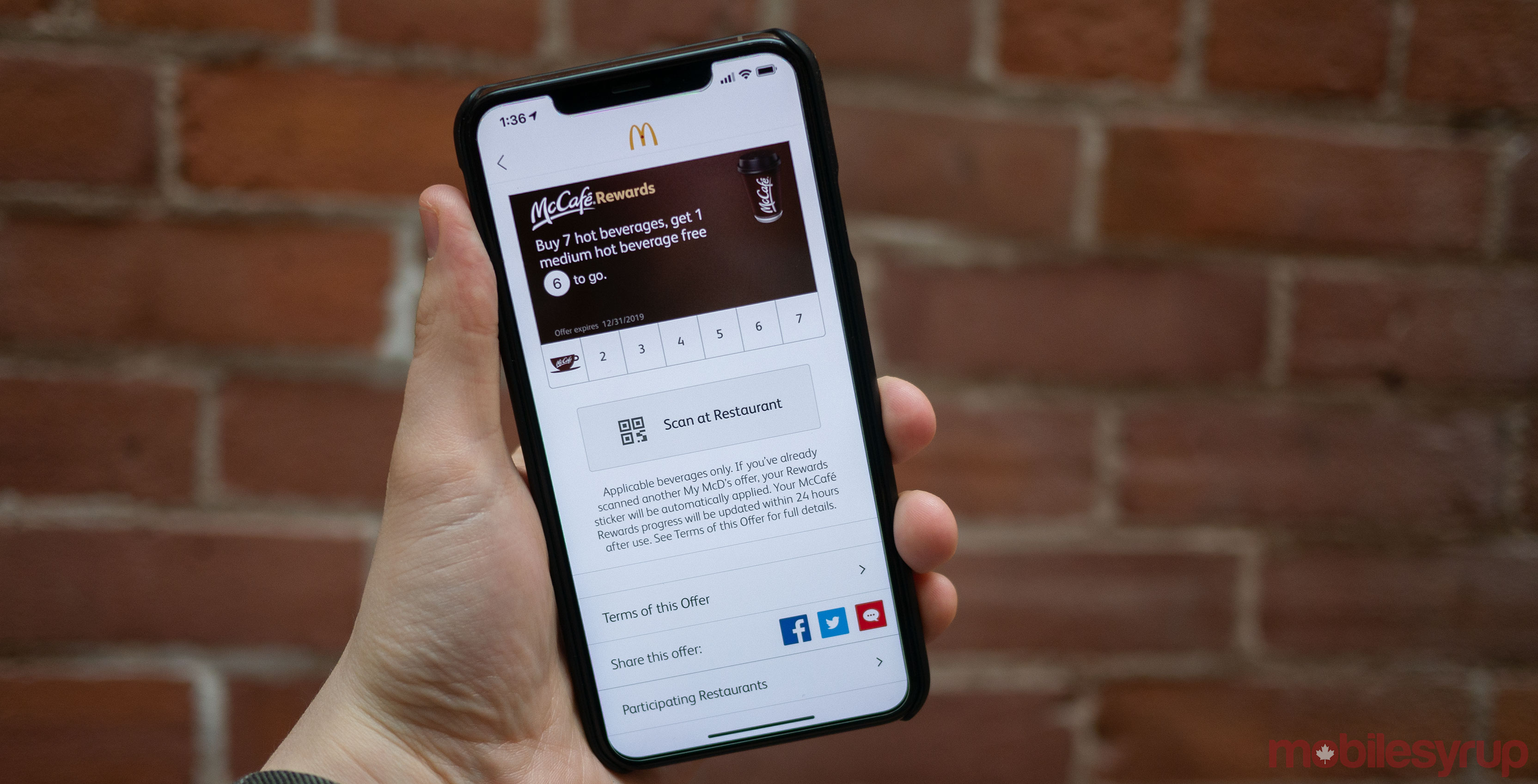 McdVoice Rewards