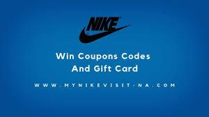 Nike Survey Reward