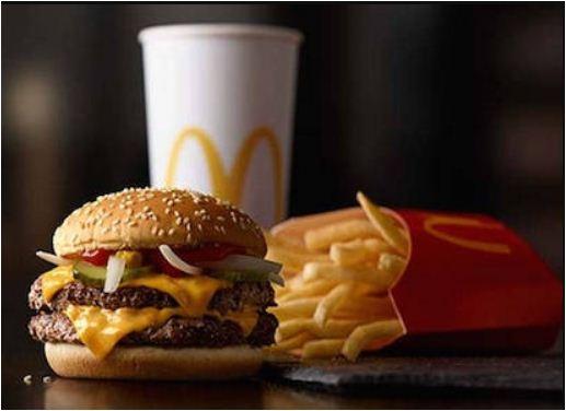 McdVoice Burger