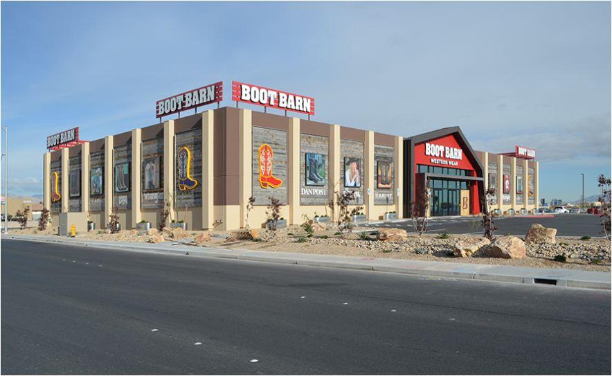 Boot Born Store