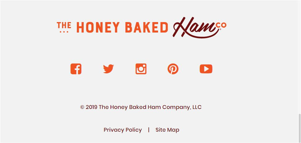 Honey Baked Home Customer Care