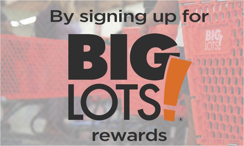 Big Lots Rewards