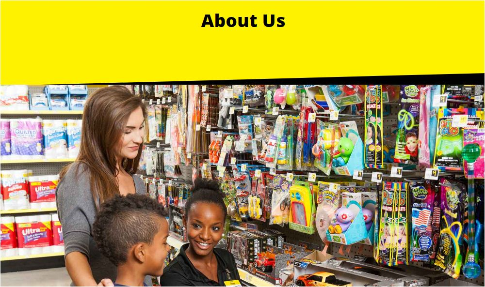 Dollar General About Us
