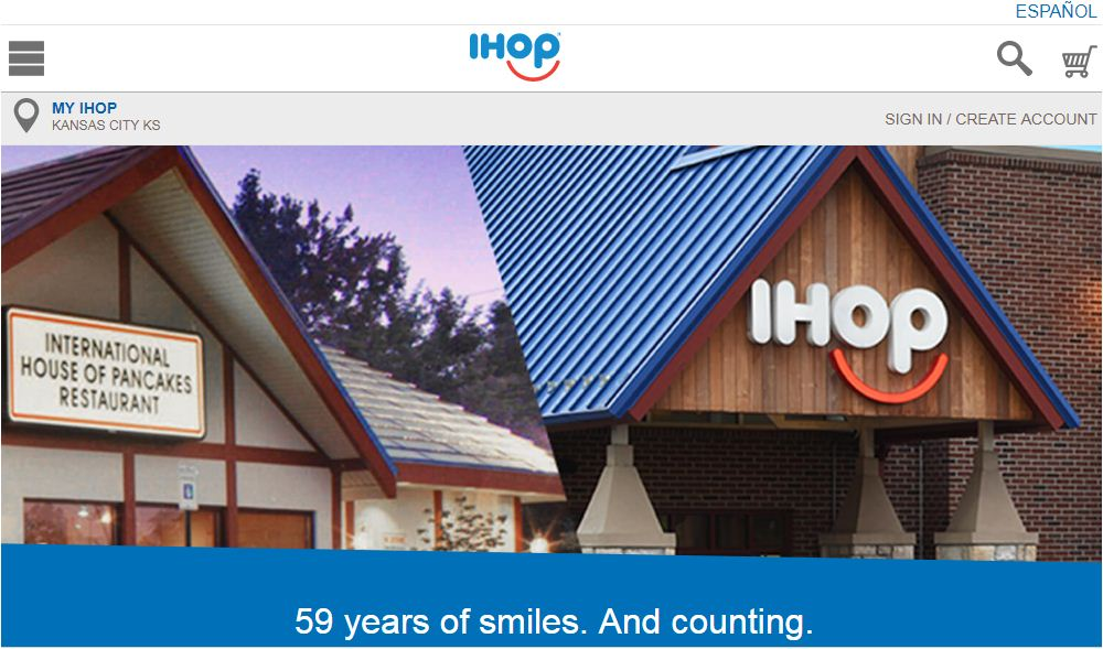 Ihop About Us