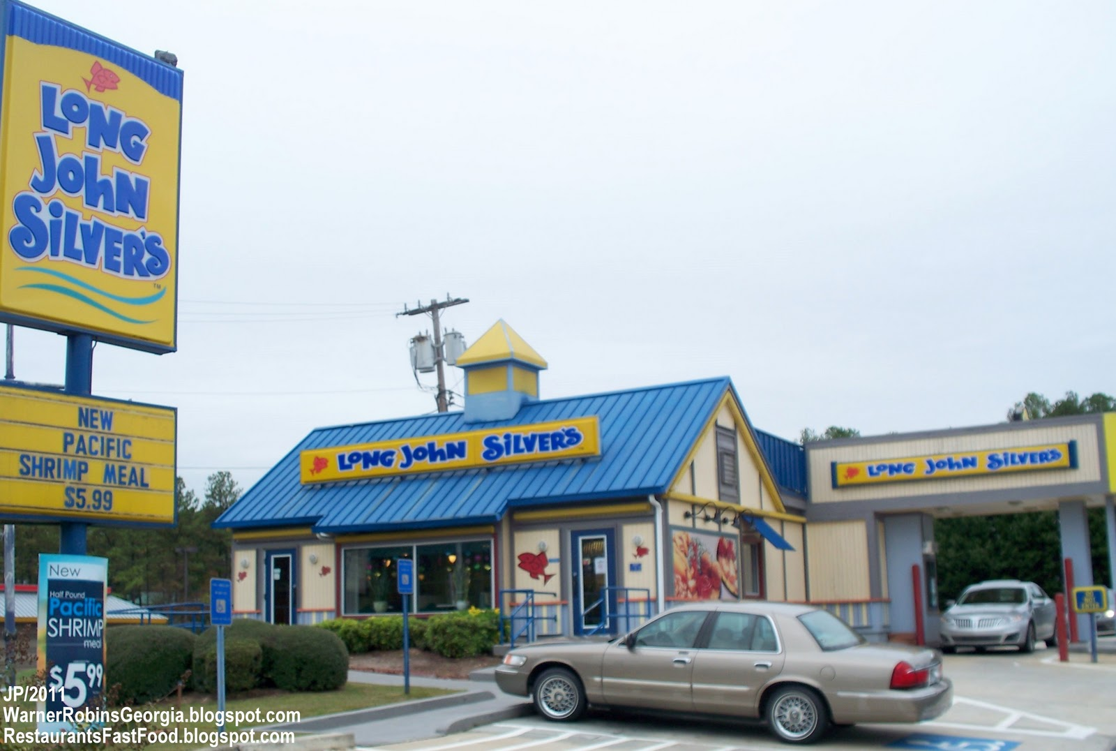 Long John Customer