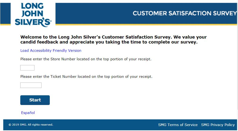 Long John Survey Step