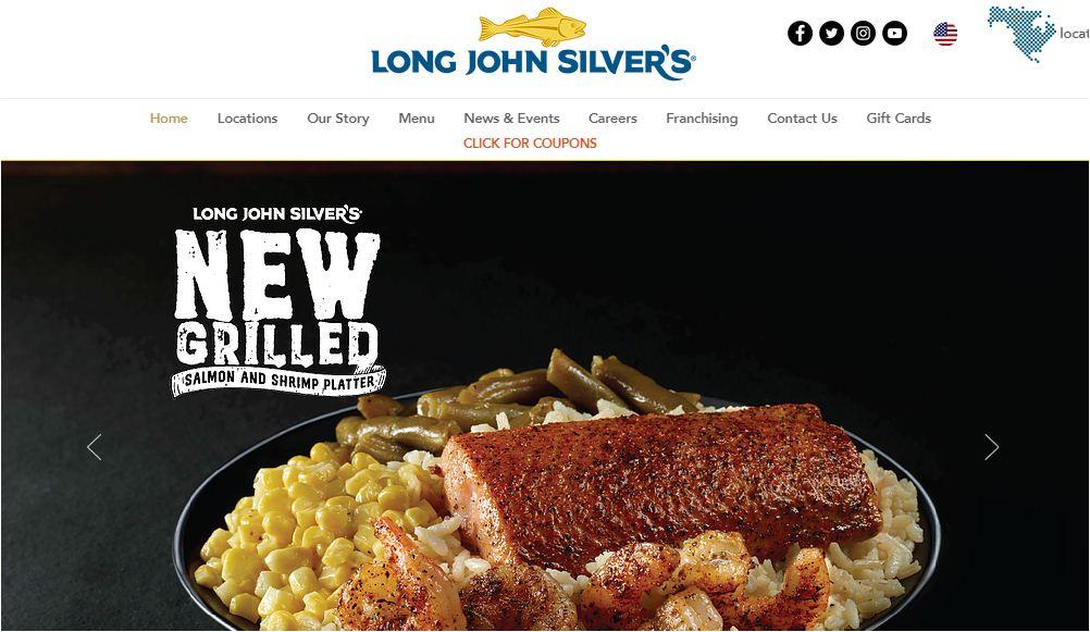 Long John's Home