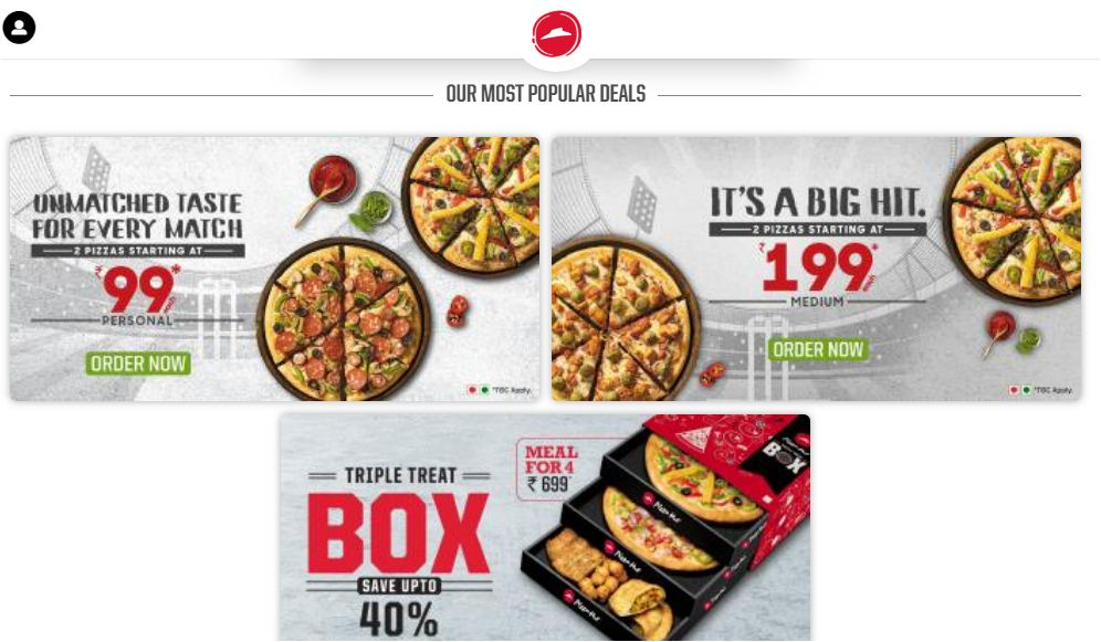 Pizza Hut Home