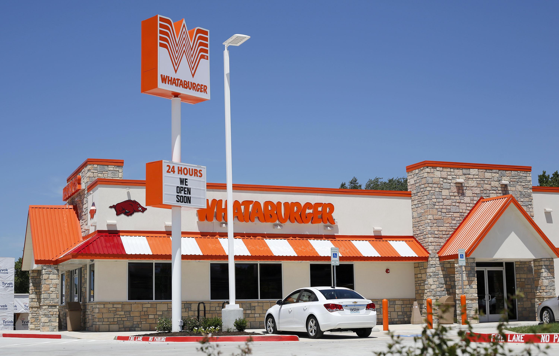 Whataburger store