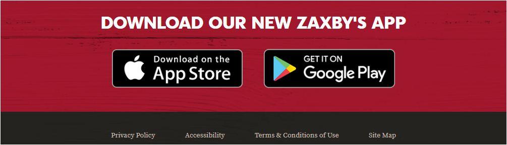 Zaxby's App