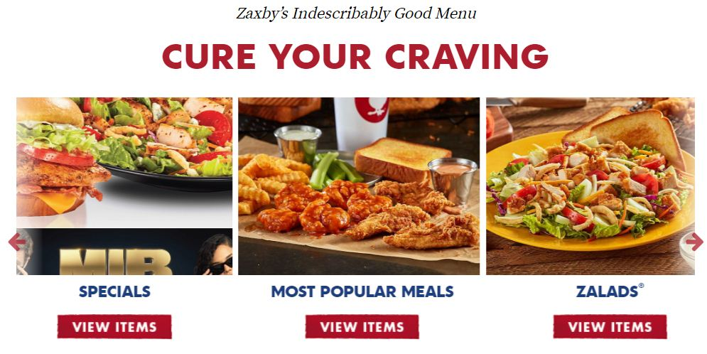 Zaxby's Food