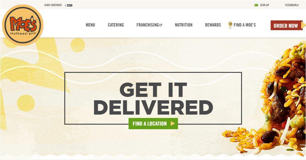 Moe's Homepage