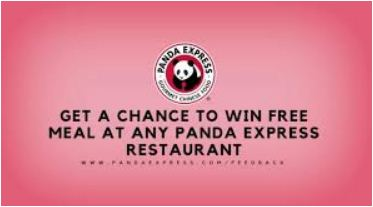 Panda Express Rewards