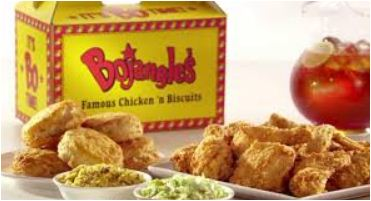 Bojangles Customer Gift Cards