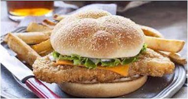 Bojangles Sandwich
