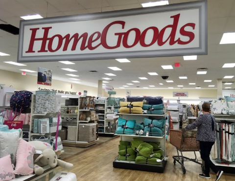 Home Goods survey