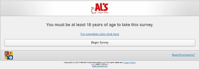 AL's Survey