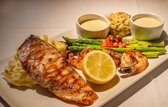 Devon Seafood Grill Survey homepage 1