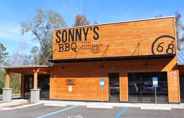 Sonny's BBQ online survey