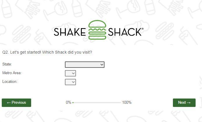 Shack Shack Survey