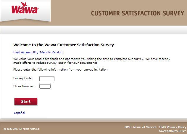 Wawa Survey