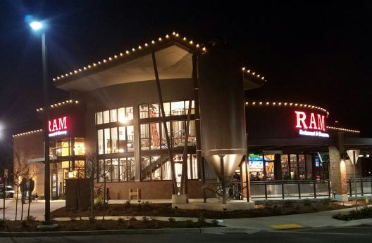 RAM Restaurant and Brewery Survey