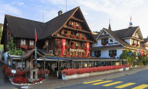 Swiss Chalet Survey