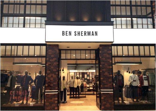 Ben Sherman Survey