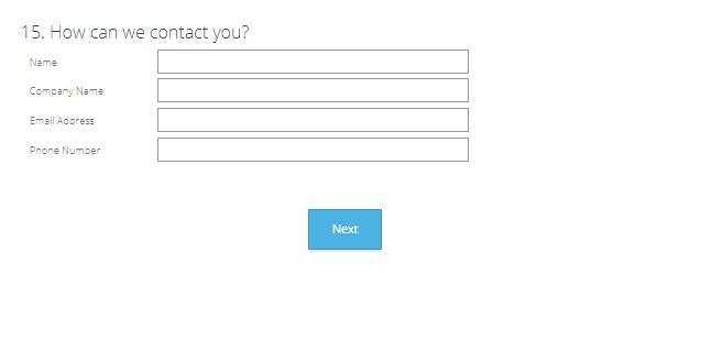 Emasr Customer Experience Survey