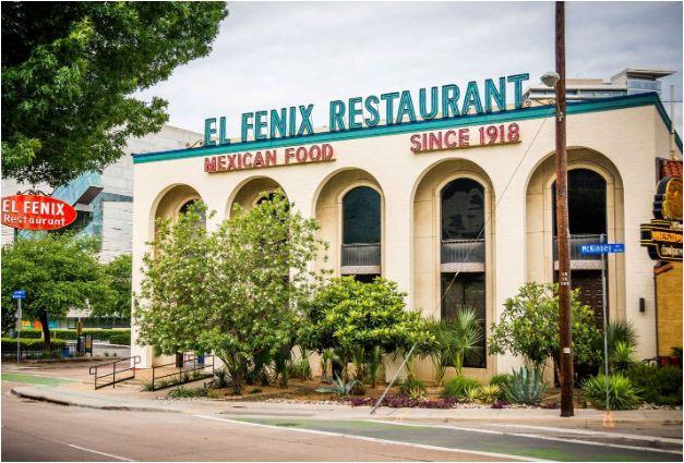 El Fenix Survey