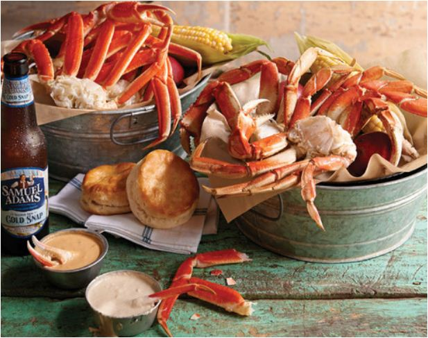 Joes Crab Shack Survey