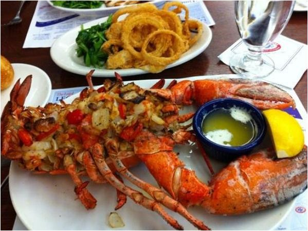 Legal Sea Foods Survey
