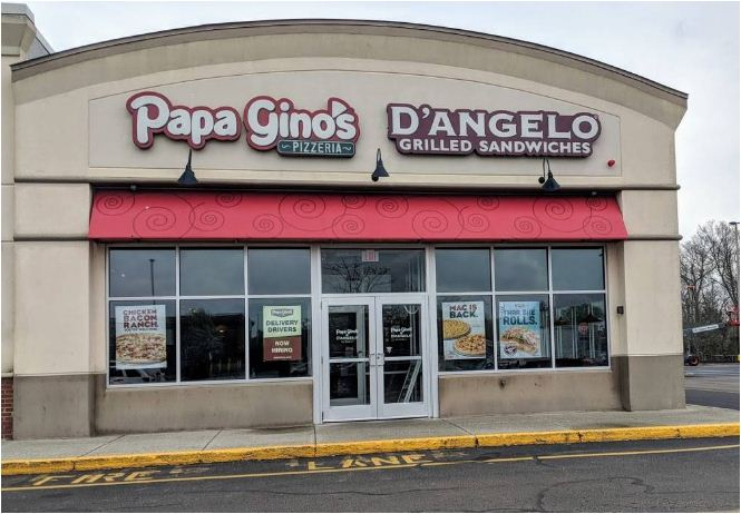 Papa Ginos and D'Angelo's Survey
