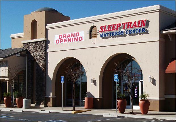 Sleep Train Mattress Center Survey