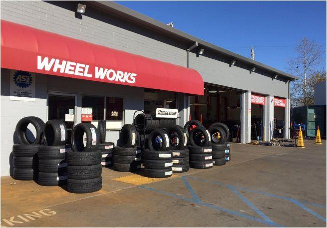 Wheel Works Survey