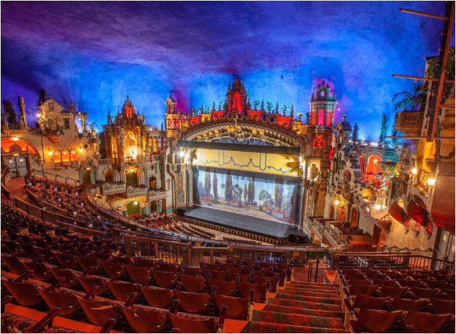 Empire Theaters Survey