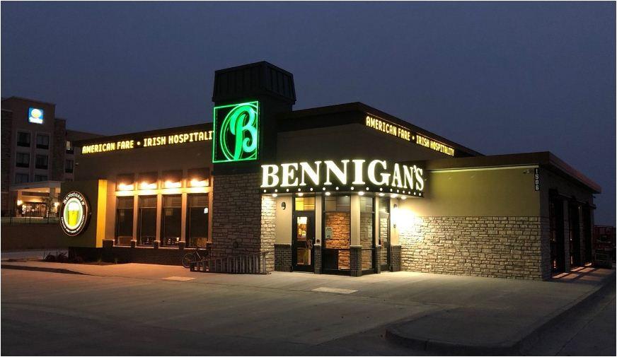 Bennigan's Consumer Survey