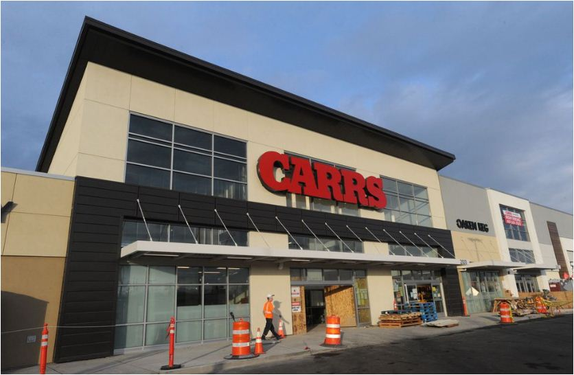 Carrs Survey